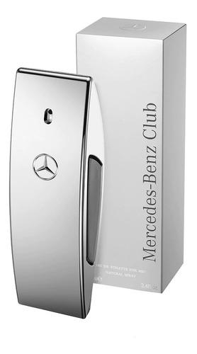 Perfume Locion Mercedes Benz Club Hombr - L a $1550