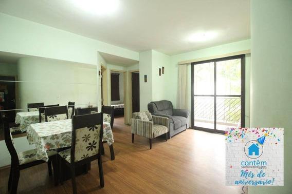 Ap0719- Apartamento Com 2 Dormitórios À Venda, 65 M² Por R$ 320.000 - Quitaúna - Osasco/sp - Ap0719