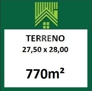 Terreno 770m² - Nações - Balneário Camboriú - 1190