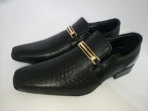 Sapato Social Jota Pe Topaz - Maanaim Calçados