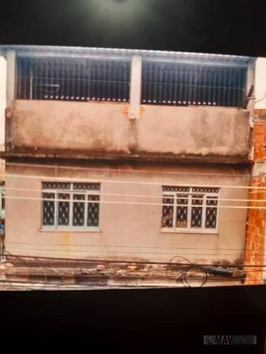 Casa Com 3 Dormitórios À Venda Por R$ 240.000,00 - Rocha Miranda - Rio De Janeiro/rj - Ca0484