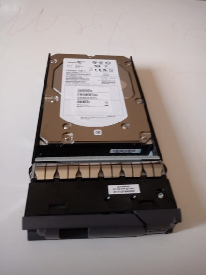 Hd Seagate Netapp 450gb Sas15k 3,5 St3450857ss 9fm066-038 Cl