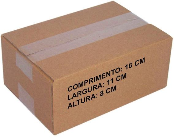 250 Caixas De Papelão Para Correios Sedex E Pac 16x11x8