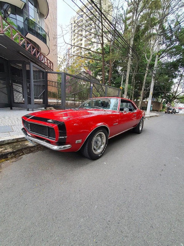 Chevrolet Camaro Rs 1968