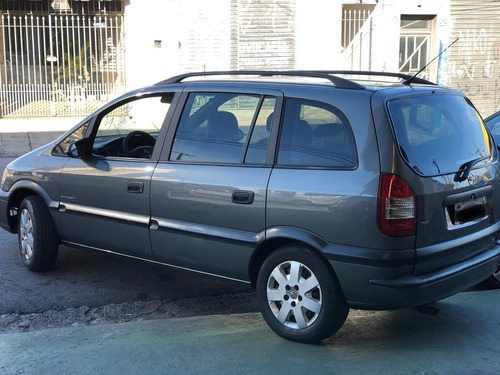 Imagem 1 de 6 de Chevrolet Zafira 2.0 Mpfi Expression 8v 2011