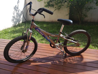 Bicicleta Olmo Reaktor Rodado 20.