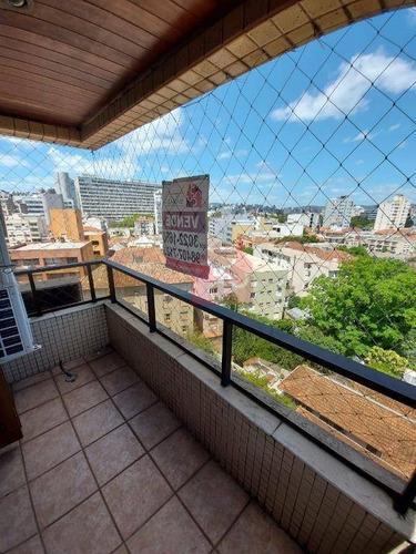 Apartamento De 3 Dormitórios, Sendo 1 Suíte, Com 2 Vagas De Garagem Escrituradas, Separadas E Cobertas À Venda No Bairro Farroupilha - Porto Alegre/rs - Ap2447
