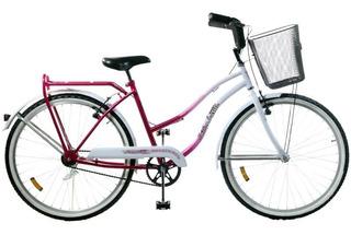 Bicicleta R26 Paseo Dama Full Siambretta