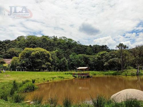 Chácara À Venda, 395775 M² Por R$ 1.100.000 - Três Córregos - Campo Largo/pr - Ch0011