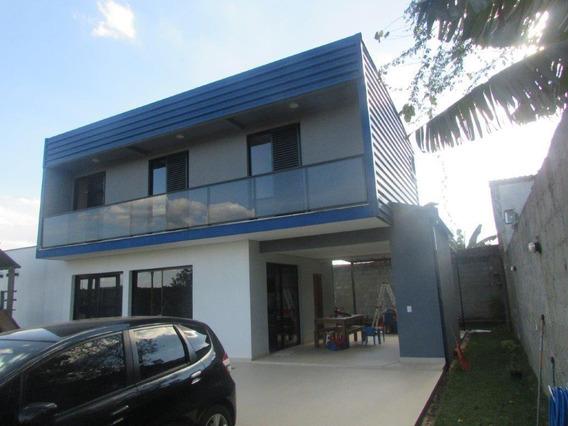 Casa De Condomínio À Venda, 3 Quartos, 12 Vagas, Condomínio Santa Inês - Itu/sp - 9224