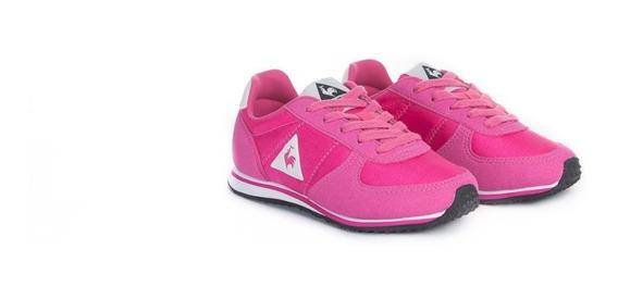 Zapatillas Le Coq Sportif Bolivar Br Nylon Pink