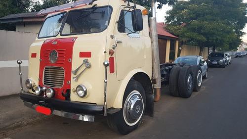 Caminhão Alfa Romeu Fnm D 11.000