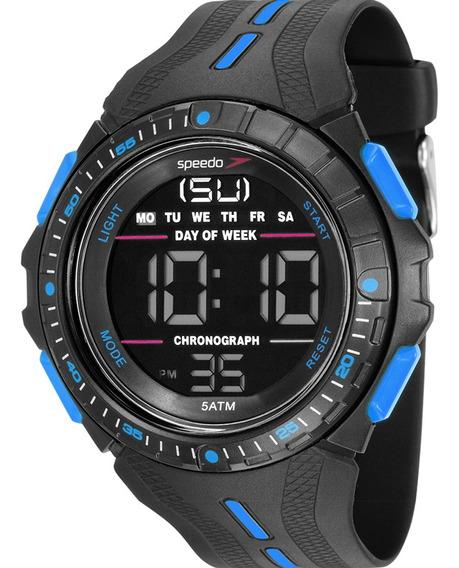 Relógio Speedo Masculino Quartz Ref.: 81162g0evnp3k1