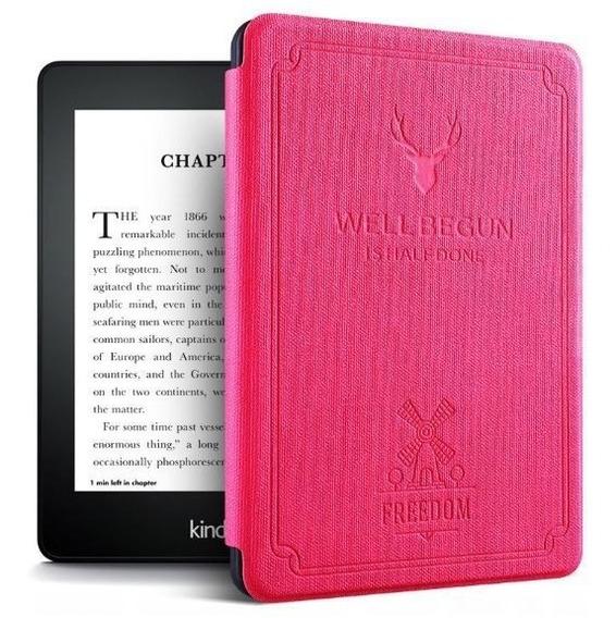 Capa Kindle Deer - Novo Kindle 2019 10ª Geração