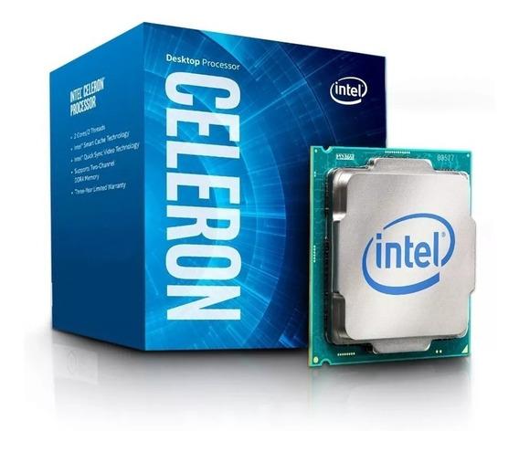 Processador Intel Celeron G3900 Skylake 2mb 2.8ghz C/ Nf