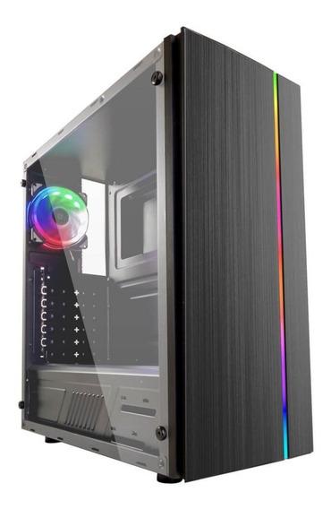 Pc Gamer 220ge -8gb -ssd 240gb -hd 1tb-rx 550 4gb -wifi -m80