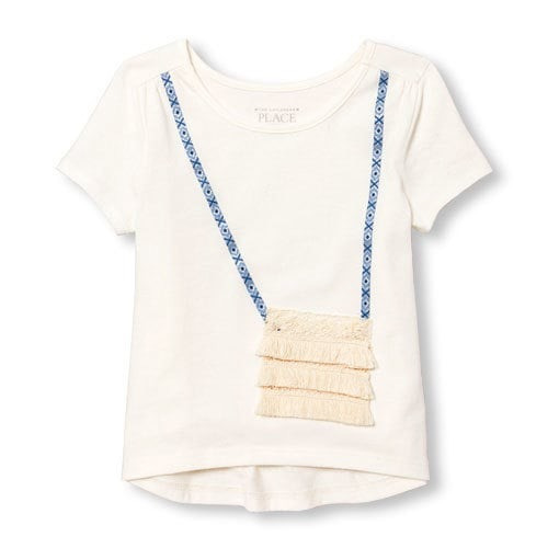 Playera Niña Marca Childrens Place