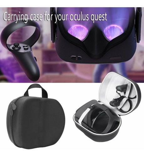Bolsa De Transporte De Viaje Para Oculus Quest Vr Gaming Hea