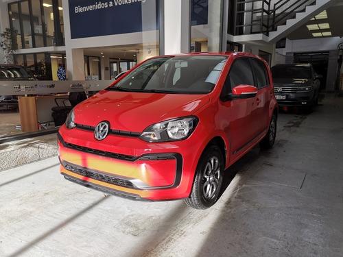 Volkswagen Up! Move Rojo 0km