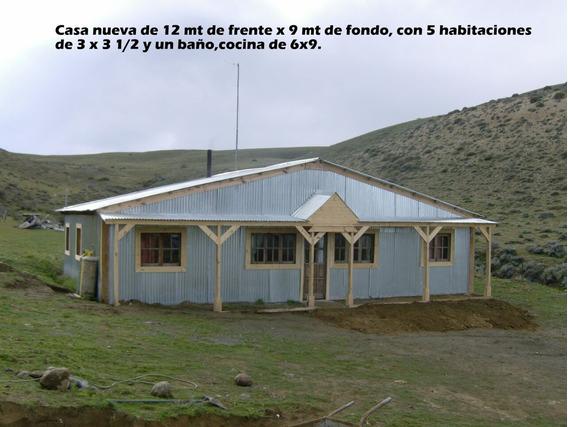 Campo Estancia En Venta En Calafate