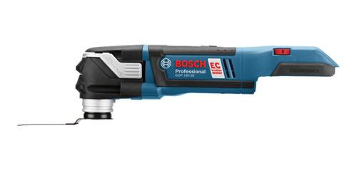 Imagen 1 de 2 de Multicortadora Inalámbric Bosch Gop 18v-28 Sin Batería