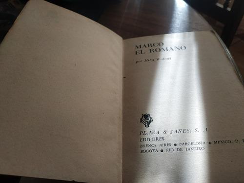 Imagen 1 de 2 de Marco El Romano, Libro