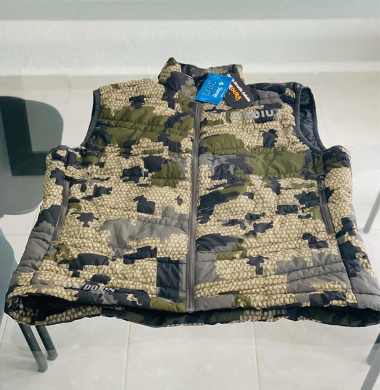 Kuiu Súper Down Ultra Vest Talla M Color Verde 2.0
