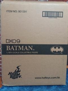 Hoy Toys Dx09 Batman 1/6 Escala Figura De Acción 1989