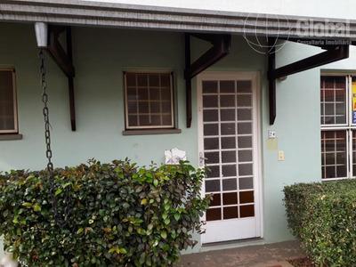 Sobrado Residencial Para Locação, Parque Villa Flores, Sumaré. - So0302