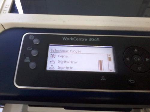 Peças E Partes Impressora Xerox Workcentre 3045  R$ 20,00