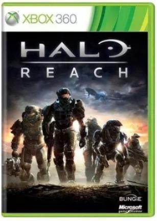 Halo Reach Xbox 360 Mídia Digital