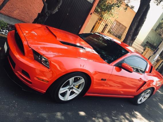 Remató Por Urgencia Ford Mustang Gt Premium Fastback V8 Ta