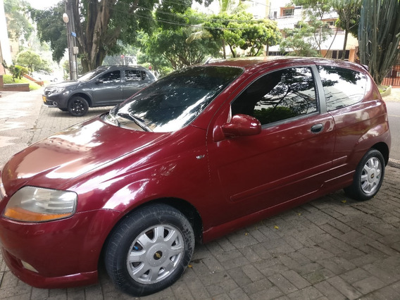 Chevrolet Aveo Coupe 2006