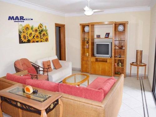 Imagem 1 de 18 de Apartamento Residencial À Venda, Centro, Guarujá - . - Ap11018