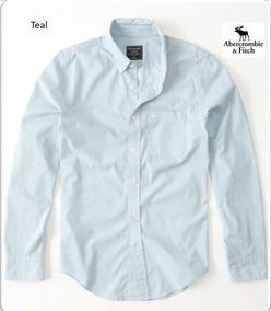 Camisas Abercrombie 100% Algodon, Nuevas 100% Originales .