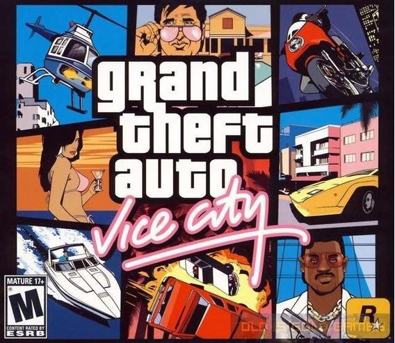 Gta Vice City - Pc Game