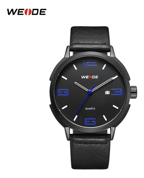 Relógio Masculino Weide Wd004b-2c 100% Original
