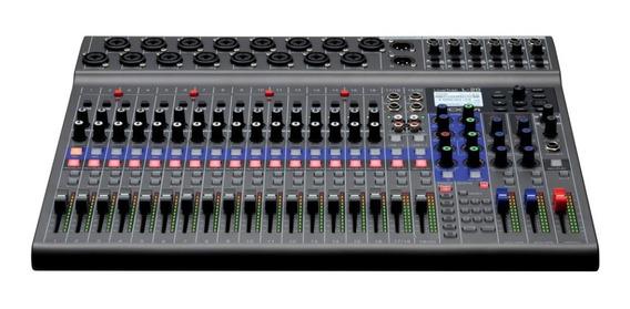Zoom Mixer Livetrak L20