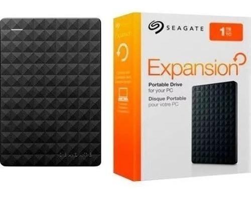 Seagate Original Expansion Hd Portátil 1000gb Ps4 Xbox Pc