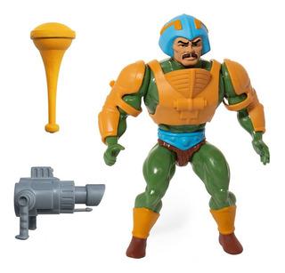 He-man Vintage Man-at-arms Motu Figura Super7