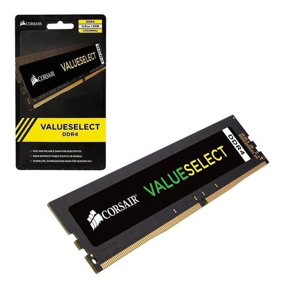 Memória Corsair Value Select Ddr4 2400mhz 8gb