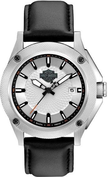 Relógio Bulova Harley Davidson Wh30377q