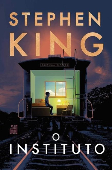 O Instituto - Stephen King - Editora Suma
