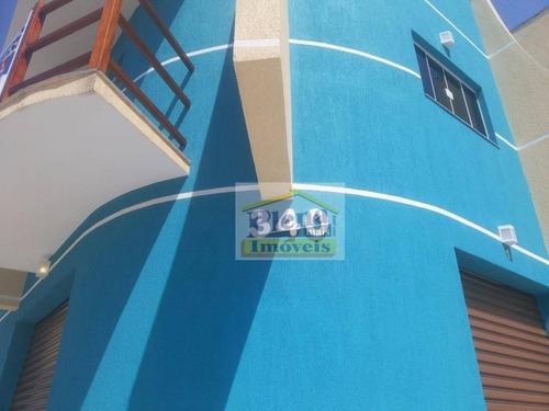 Sala  Comercial Para Locação, Jardim Dos Ipês, Sumaré. - Sa0101