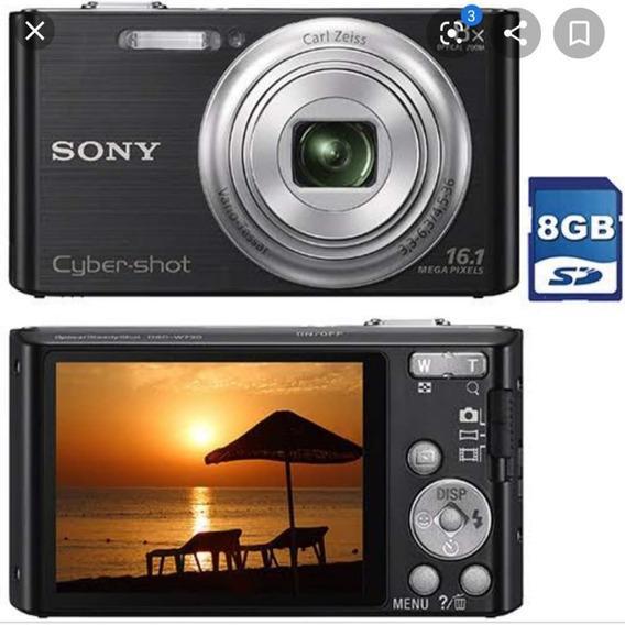 Camera Fotográfica Sony Cyber Shot