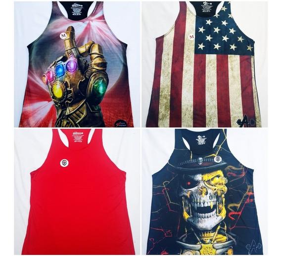 Camisetas Olímpicas Talla G/l Variedad D Diseños Fabricantes