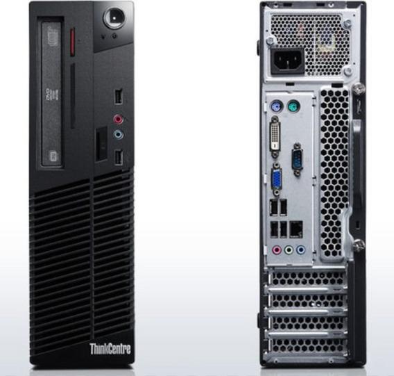 Lenovo M72 Core I3-3.2ghz 4gb Disco 500gb Dvd-rw Tienda