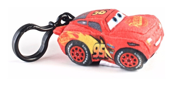 Cars Llavero De Peluche Rayo Mc Queen 8 Cm