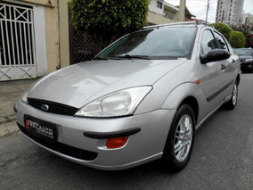 Ford Focus 2.0 Ghia Sedan 16v Gasolina 4p Manual