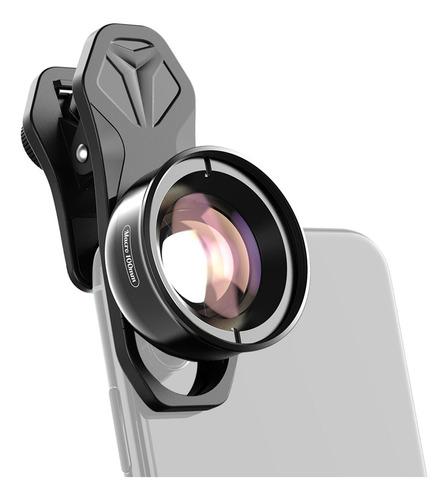 Apexel Apl-hb100mm Universal Smartphone Macro Lente 4k Hd